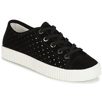 Sapatos Mulher Sapatilhas André STARLIGHT Preto