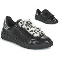 Sapatos Mulher Sapatilhas André LEXIE Preto