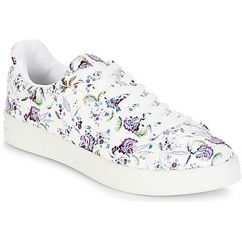 Sapatos Mulher Sapatilhas André FLOWER Branco
