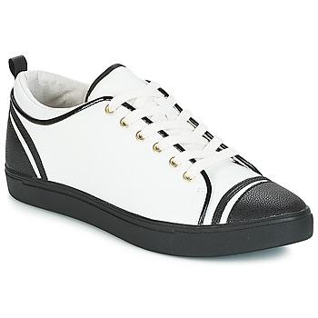 Sapatos Mulher Sapatilhas André LEANE Branco