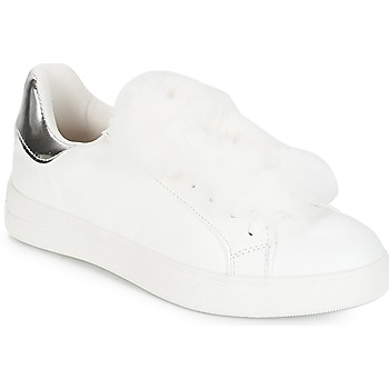 Sapatos Mulher Sapatilhas André LEXIE Branco