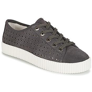 Sapatos Mulher Sapatilhas André STARLIGHT Cinza