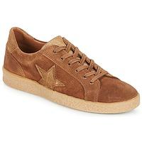 Sapatos Mulher Sapatilhas André ABIGAIL Camel