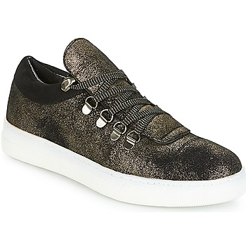 Sapatos Mulher Sapatilhas André ALPINE Preto