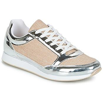 Sapatos Mulher Sapatilhas André SAFARI Prateado