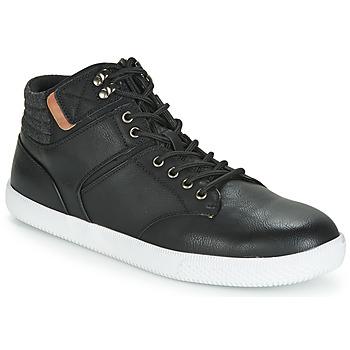Sapatos Homem Sapatilhas de cano-alto André RAPPEUR Preto