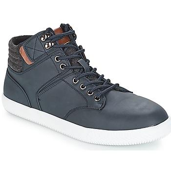 Sapatos Homem Sapatilhas de cano-alto André RAPPEUR Azul