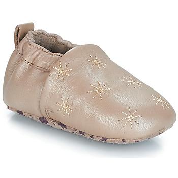 Sapatos Rapariga Pantufas bebé André STRELLA Bege