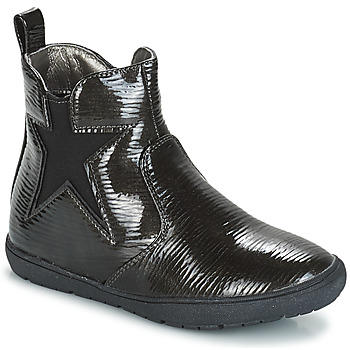 Sapatos Rapariga Botas baixas André FURY Preto