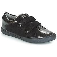 Sapatos Rapariga Sapatilhas André HALEY Preto