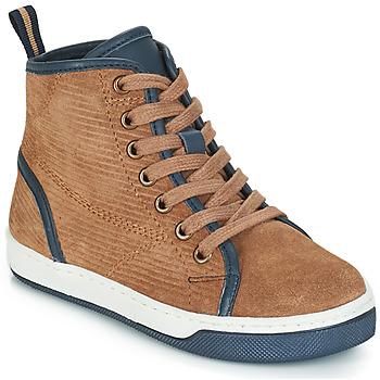 Sapatos Rapaz Botas baixas André STREET Bege
