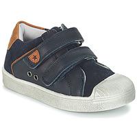 Sapatos Rapaz Sapatilhas André TOBOGGAN Marinho