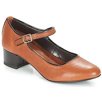 Sapatos Mulher Sabrinas André FOLLOW Castanho