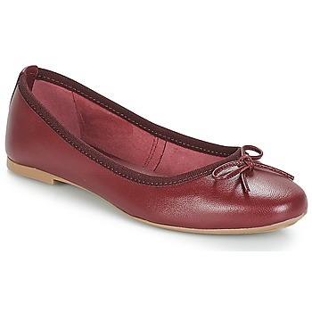 Sapatos Mulher Sabrinas André PIETRA Bordô