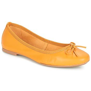 Sapatos Mulher Sabrinas André PIETRA Amarelo