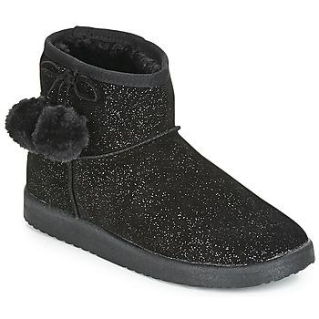 Sapatos Mulher Botas baixas André TOUCHOU Preto