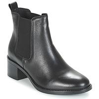 Sapatos Mulher Botas baixas André CRUMBLE Preto