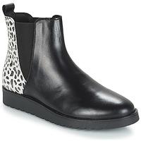 Sapatos Mulher Botas baixas André TRULY Preto