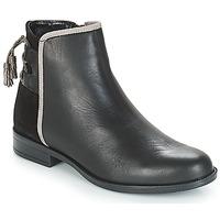 Sapatos Mulher Botas baixas André TITOL Preto