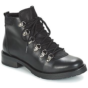 Sapatos Mulher Botas baixas André TOISE Preto