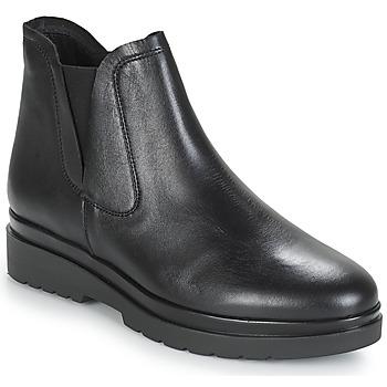 Sapatos Mulher Botas baixas André TALK Preto