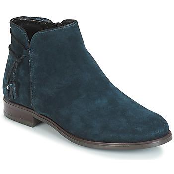 Sapatos Mulher Botas baixas André BILLY Azul