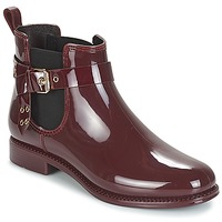 Sapatos Mulher Botas de borracha André THAMES Bordô