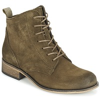 Sapatos Mulher Botas baixas André GODILLOT Verde