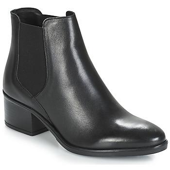 Sapatos Mulher Botas baixas André TRIUMPHA Preto