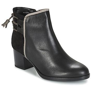 Sapatos Mulher Botins André TIRON Preto