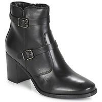 Sapatos Mulher Botas baixas André TORI Preto