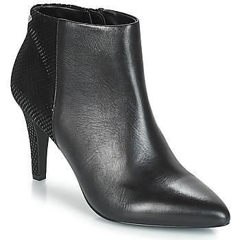 Sapatos Mulher Botins André FONTANA Preto
