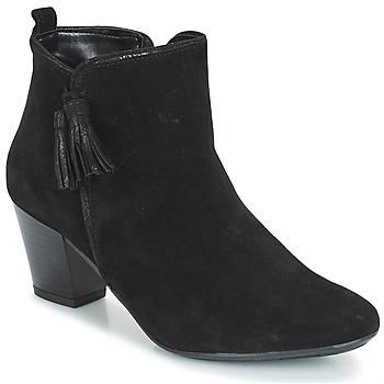 Sapatos Mulher Botins André TINETTE Preto