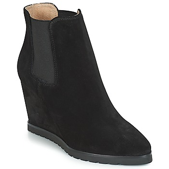 Sapatos Mulher Botins André TONKA Preto