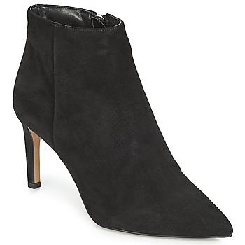 Sapatos Mulher Botas baixas André FONDLY Preto