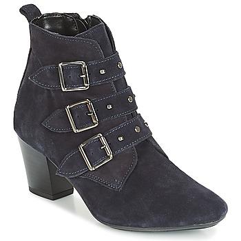 Sapatos Mulher Botins André TRACY Azul