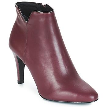 Sapatos Mulher Botins André FARA Bordô