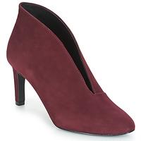 Sapatos Mulher Escarpim André FILANE Bordô