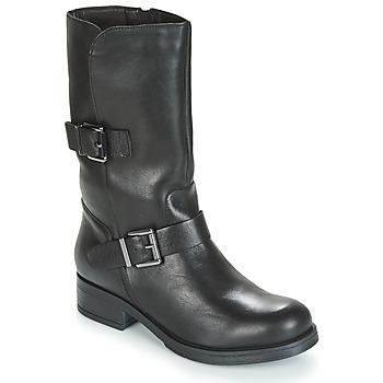 Sapatos Mulher Botas André TOPI Preto
