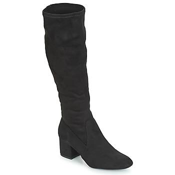 Sapatos Mulher Botas André FARFELUE Preto