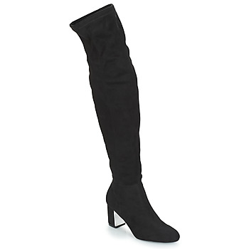 Sapatos Mulher Botas André FANN Preto