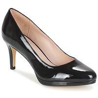 Sapatos Mulher Escarpim André CRYSTAL Preto