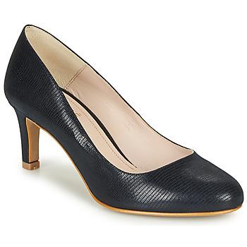 Sapatos Mulher Escarpim André POMARA 3 Marinho