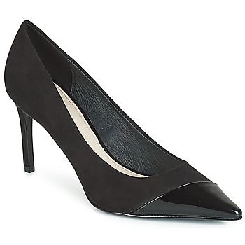 Sapatos Mulher Escarpim André FARD Preto