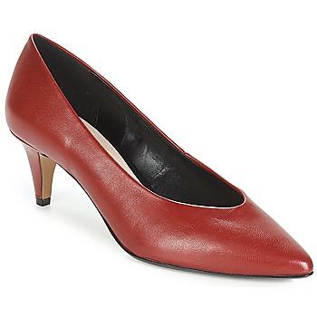 Sapatos Mulher Escarpim André FREEDOM Vermelho