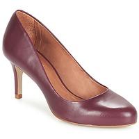 Sapatos Mulher Escarpim André FLAVIE Bordô