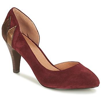 Sapatos Mulher Escarpim André FREESIA Bordô