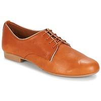 Sapatos Mulher Sapatos André COMPERE Castanho