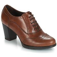 Sapatos Mulher Escarpim André CAPITAINE Castanho