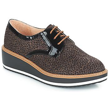 Sapatos Mulher Sapatos André CHICAGO Castanho